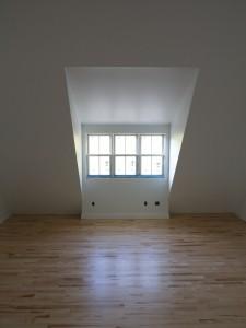Bonus Room Dormer