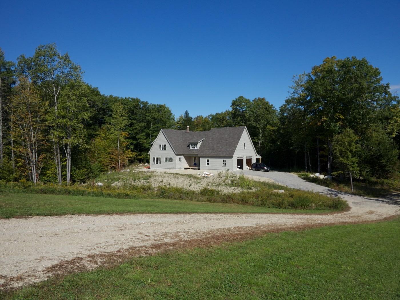 Maine Design/Build Custom Home