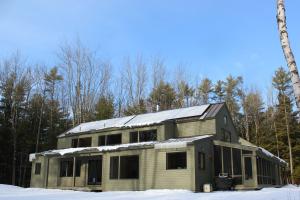 Brunswick custom timber frame home-2