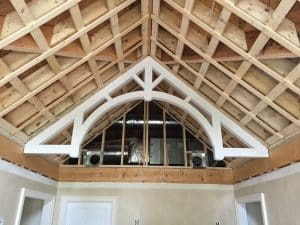 timber frame maine